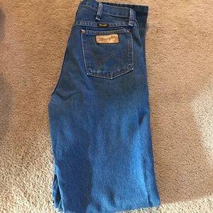 Wrangler 13MWZPW jeans